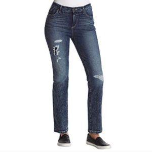New Studded GV Straight Leg Slimming Jeans
